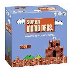 Super Mario Power Up Cartes