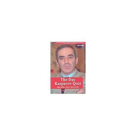 TEN GEUZENDAM - The Day Kasparov Quit and other chess interviews