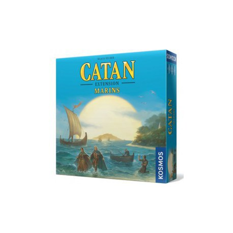 Les Colons de Catane - Extension Les Marins de Catane