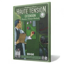 Haute Tension : Extension Benelux / Europe Centrale