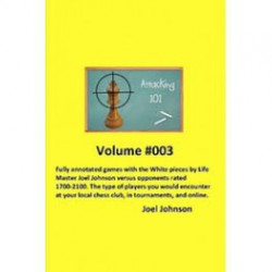 Johnson - Attacking 101 vol.3