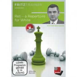DVD Bologan: Reti - a Repertoire for White