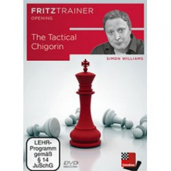 DVD Williams - Tactical Chigorin