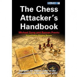 Michael Song and Razvan Preotu - Chess attacker's handbook