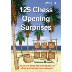 Burgess - 125 Chess Opening Surprises