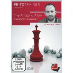 DVD Trent - The Amazing Albin Counter-Gambit