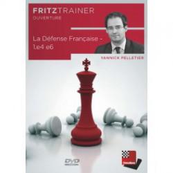DVD Pelletier - La Défense Française - 1.e4 e6