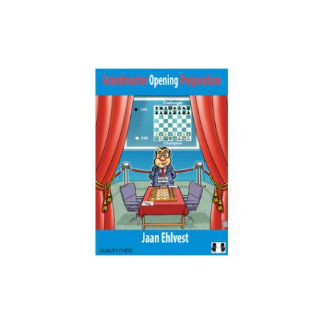 Ehlvest - Grandmaster Opening Preparation (hardcover)