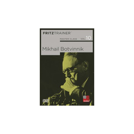 DVD Master Class Vol. 10 - Mikhail Botvinnik