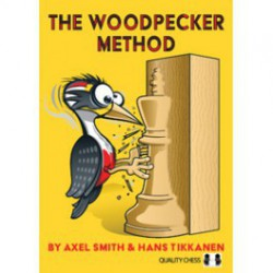 Smith and Tikkanen - Woodpecker Method (couverture dure)