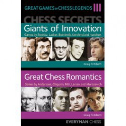 Prichet - Great Games by Chess Legends, volume 3