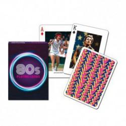Cartes à jouer Heighties - 80s