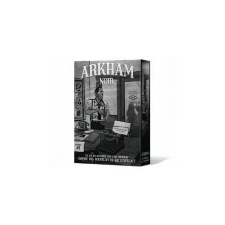 Arkham Noir - Affaire n°1 : Les Meurtres du Culte des Sorcières