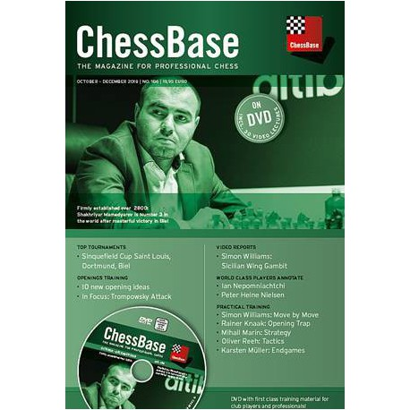ChessBase Magazine 186