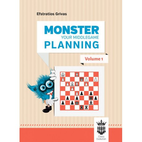 Grivas - Monster your middlegame planning