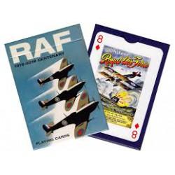 Cartes à jouer RAF Royal Air Force