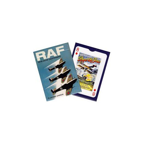 Cartes à jouer RAF Royal Air Force