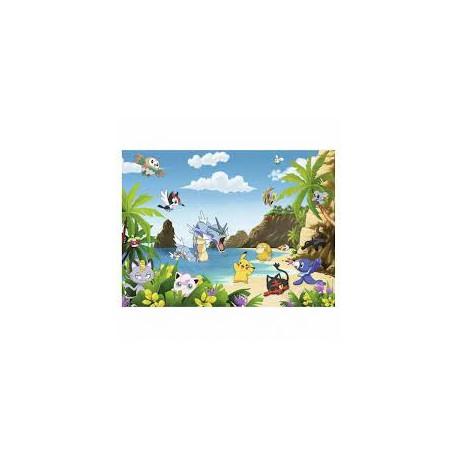 Puzzle 200 pièces XXL Pokémon - Attrapez-les-tous !