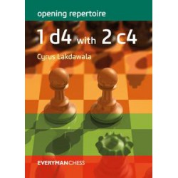 Lakdawala - Opening Repertoire: 1 d4 with 2 c4