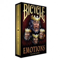 Cartes Bicycle Emotions