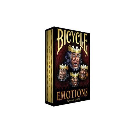 Cartes Bicycle Emotions