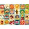 Puzzle 1000 pièces - Chupa Chups