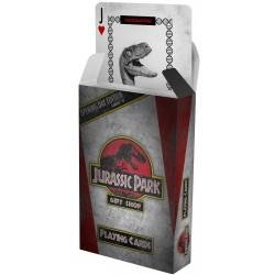 Cartes à jouer Jurassic Park