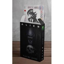 Cartes à jouer Alien