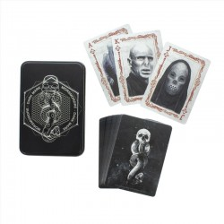 Cartes à jouer Harry Potter Poudlard