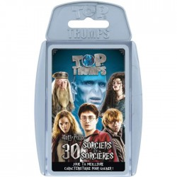 Cartes Bataille Harry Potter - Top Trumps