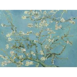 Puzzle 2000 pièces - Amandier en Fleurs, Vincent Van Gogh