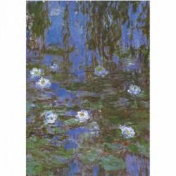 Puzzle 1000 pièces - Nymphéas de Monet
