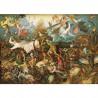 Puzzle 2000 pièces - La Chute des Anges Rebelles de Pieter Brueghel