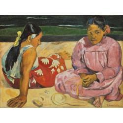 Puzzle 1000 pièces - Femmes de Tahiti par Paul Gauguin