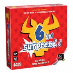 6 qui Surprend