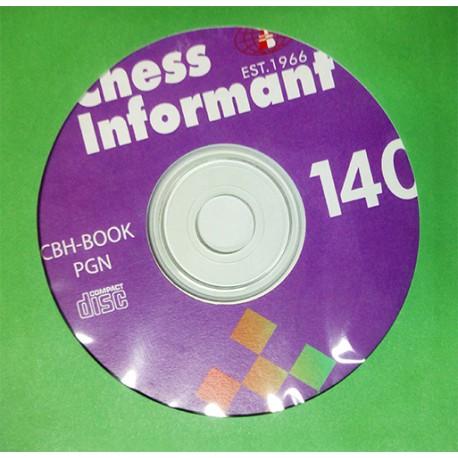 CD Informateur des échecs n°139