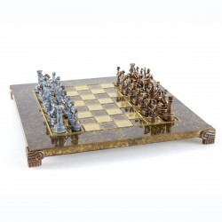 Jeu d'échecs Grecs & Romain 28cm