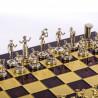 Jeu d'échecs Guerriers Minoan 36cm