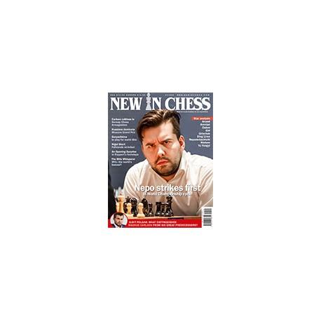 New In Chess Magazine n° 4 - 2019