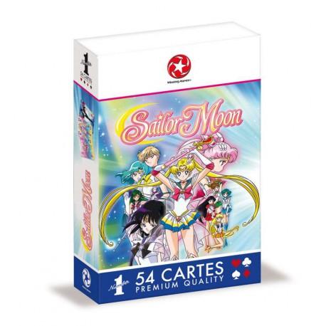 Cartes à jouer Sailor Moon