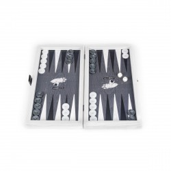 Backgammon Hello Universe 30x17cm