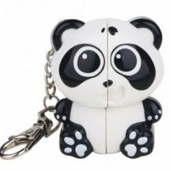 Cube porte-clés 2x2 mini panda