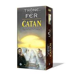 Catane Trône de fer - Extension 5/6 joueurs