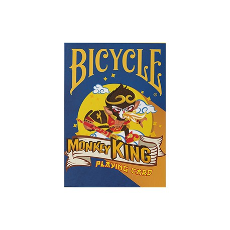 Cartes à jouer Bicycle Monkey King