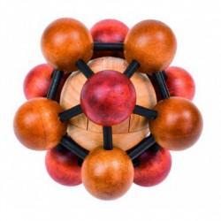 Casse-tête Einstein Atom Puzzle