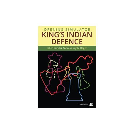 King's Indian Defense - Lund & Skytte Hagen (hard cover)