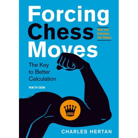 HERTAN - Forcing Chess Moves New & Extended 4th Edition