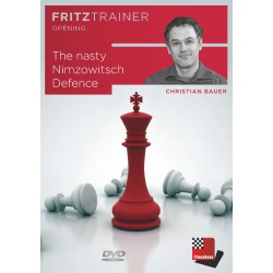 DVD Bauer - The nasty Nimzowitsch Defence