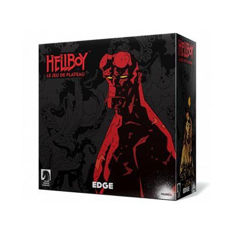 Hellboy: Le Jeu de Plateau