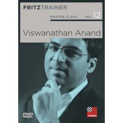 DVD Master class Vol. 12. - Viswanathan Anand